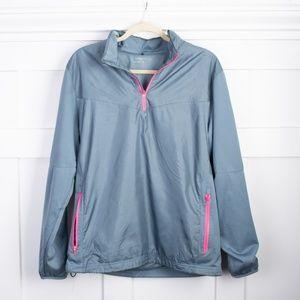 Nike Golf shell windbreaker jacket size M